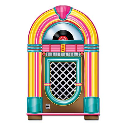 1950's decoration - Jukebox