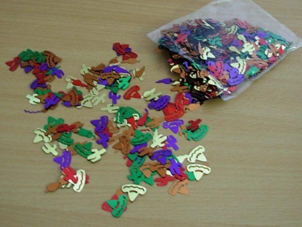 Mexican tble confetti