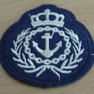 Naval badge