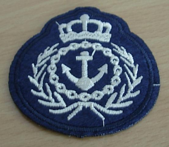 Naval badge