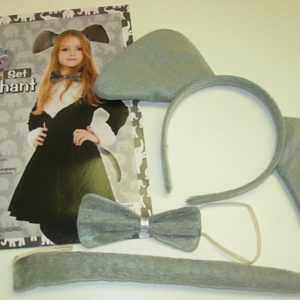 Elephant headband set