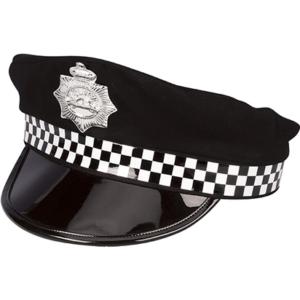 Policeman's hat
