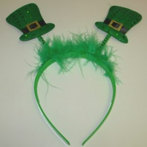 St. Patricks day headboppers