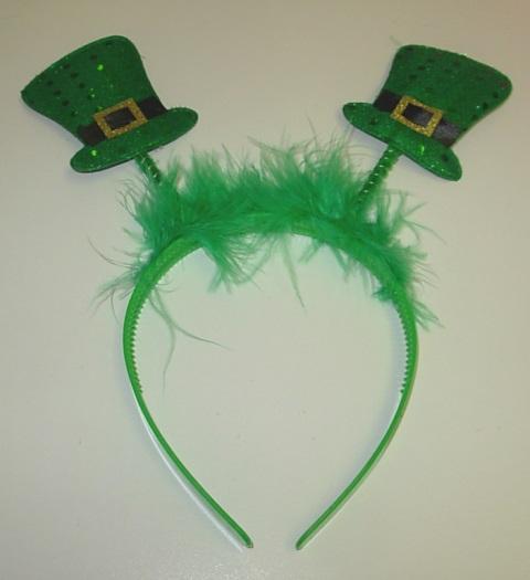 St. Patricks day headboppers
