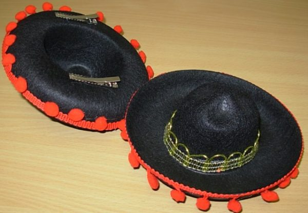 Mexican mini hat