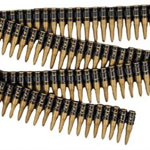 Army bullet belt