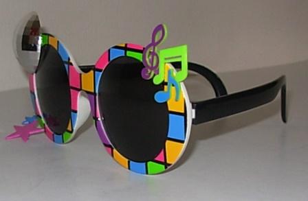 Disco glasses