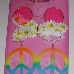 Ladies hippie set