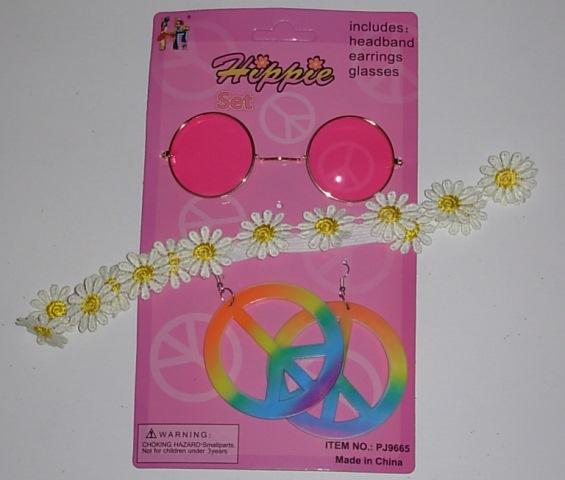 Ladies hippie set
