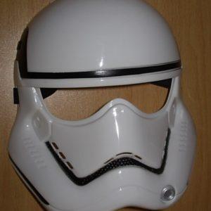 Storm trooper mask