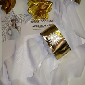 Grecian dress up kit