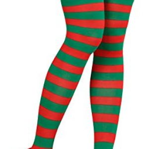 Elf thigh high stockings