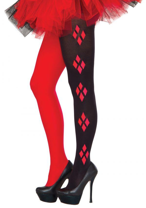 Harley Quinn pantyhose