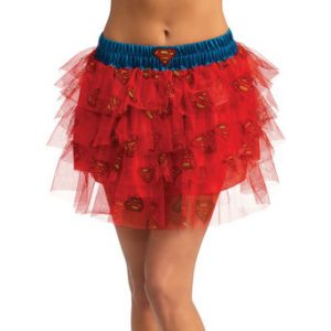 Superhero costume skirt