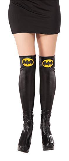 Batgirl boot-tops
