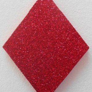 Glitter diamond polystyrene