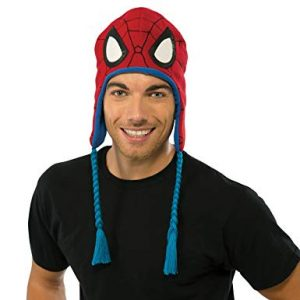 Spider-man hat marvel
