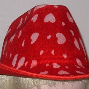 Valentine cowboy hat