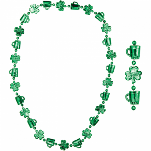 St.Patrick's day beads