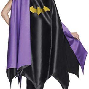 Batgirl superhero cape