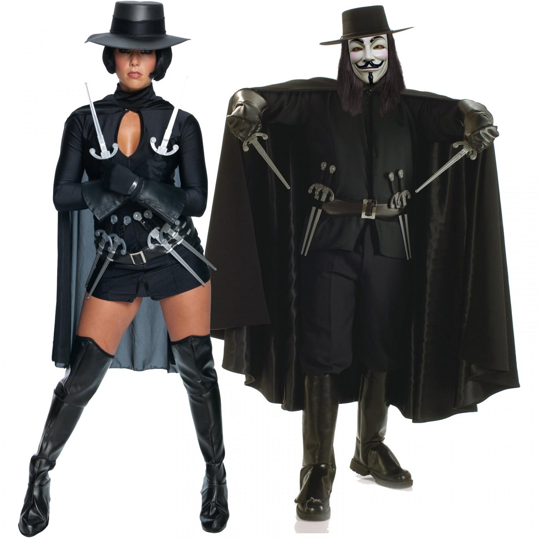 Couple Costume Ideas \u2013 Scalliwags Costume Hire