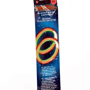 Glow triple wide bangle packaged