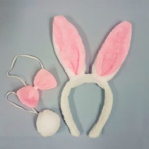 Bunny dress up set
