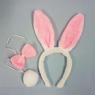 Bunny dress up set