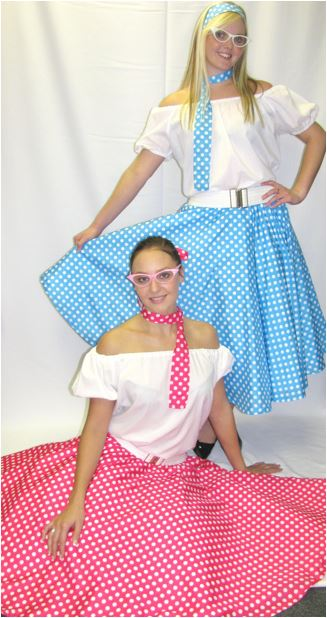Rock n' Roll / Grease / 1950's-60's – Scalliwags Costume Hire