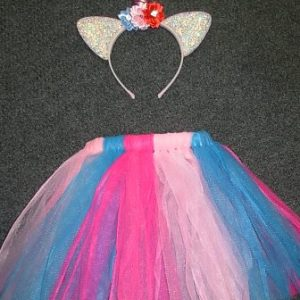 Unicorn tutu set