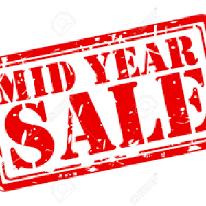 MID YEAR SALE 25% off