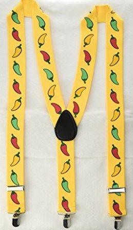 Chilli suspenders