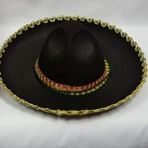Child Mexican sombrero
