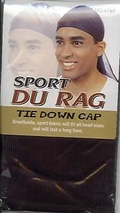 Du-rag tie down packagaing
