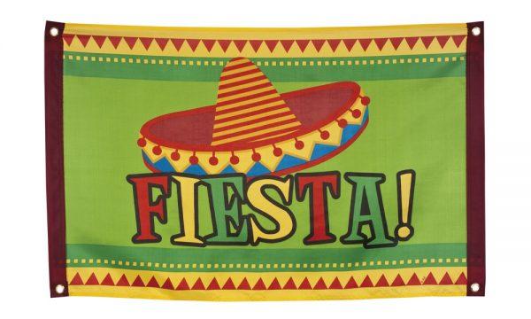 Fiesta flag