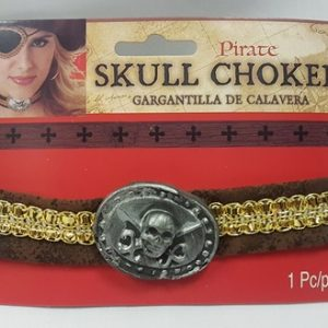Pirate choker