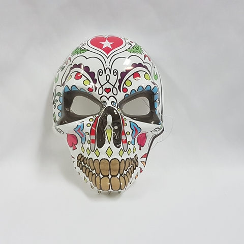 Day of the Dead mask - Star