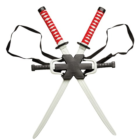 Deadpool weapons