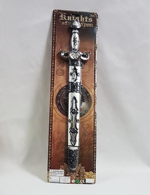 Knight sword & sheath