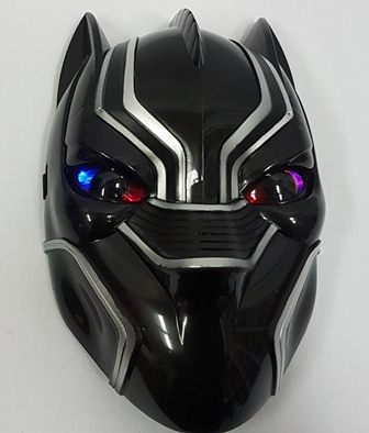 Panther mask light up