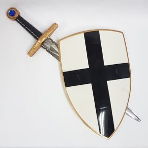 Sword & shield set