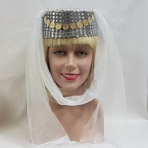 Arabain ladies headdress