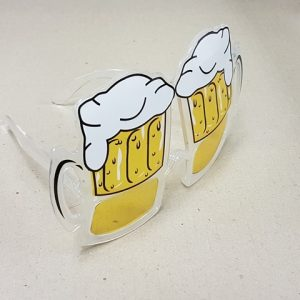 Beer mug glasses