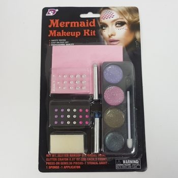 Mermaid make-up kit