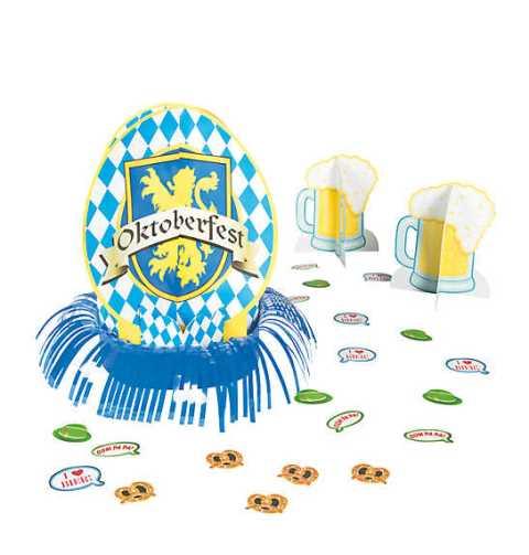 Oktoberfest table decorating kit
