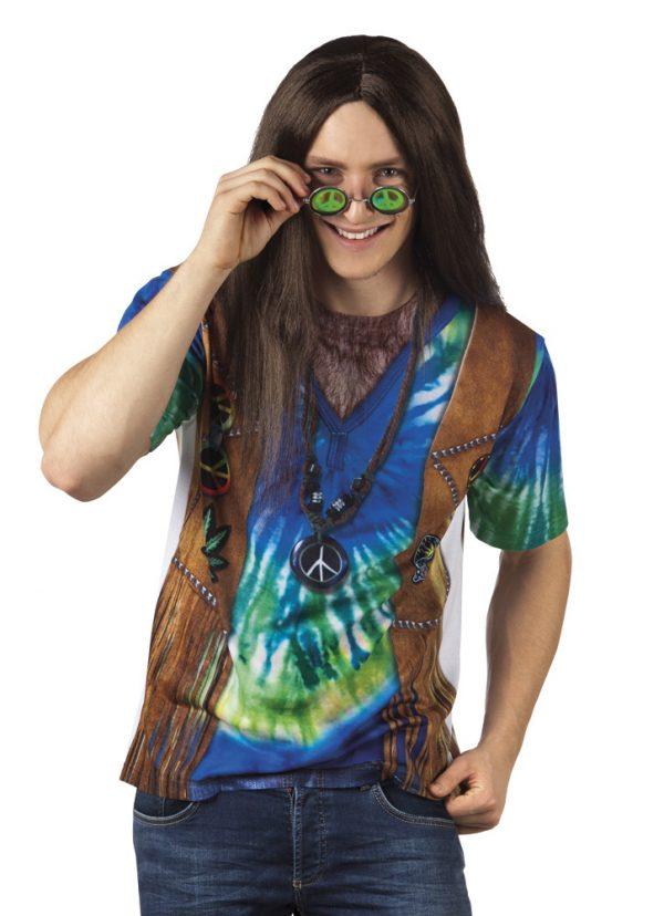 Hippie 3D t-shirt