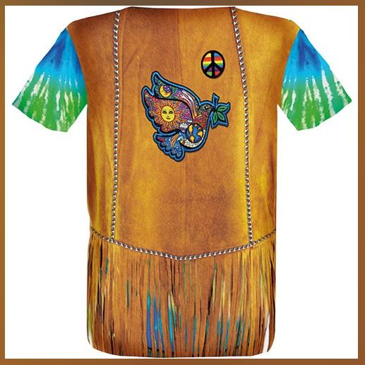 Hippy 3D t-shirt