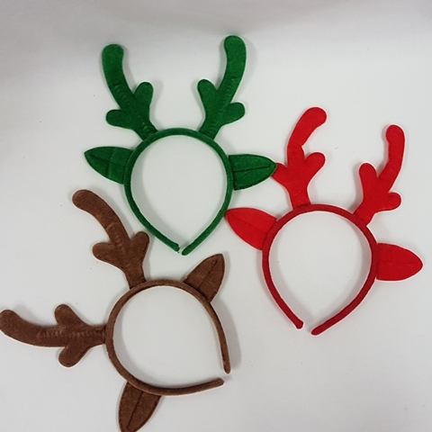 Reindeer headbands