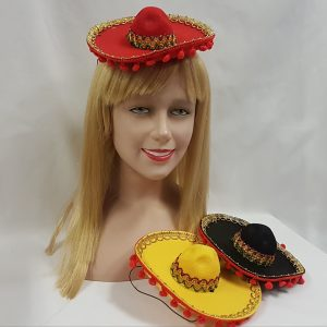 Small mexican sombrero