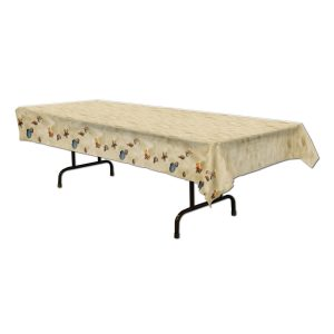 Beach table cover